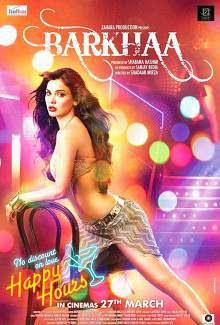 Barkhaa (2015) Hindi Movie Poster