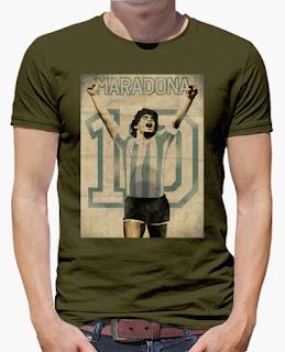 Camista Maradona