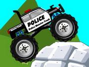 لعبة سيارة الشرطة المتوحشة الاصلية
