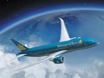 Vietnam Airlines điều chỉnh kế hoạch bay đến Đài Loan do ảnh hưởng bão Malakas