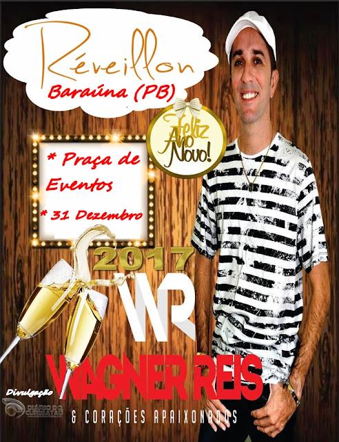 Festa de Réveillon em Baraúna; 31 de Dezembro