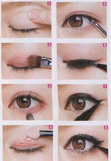 Macam Eyeliner dan Cara Penggunaannya yang Benar