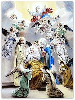 Cristo e Anjos - Igreja Matriz, Dona Francisca (RS)