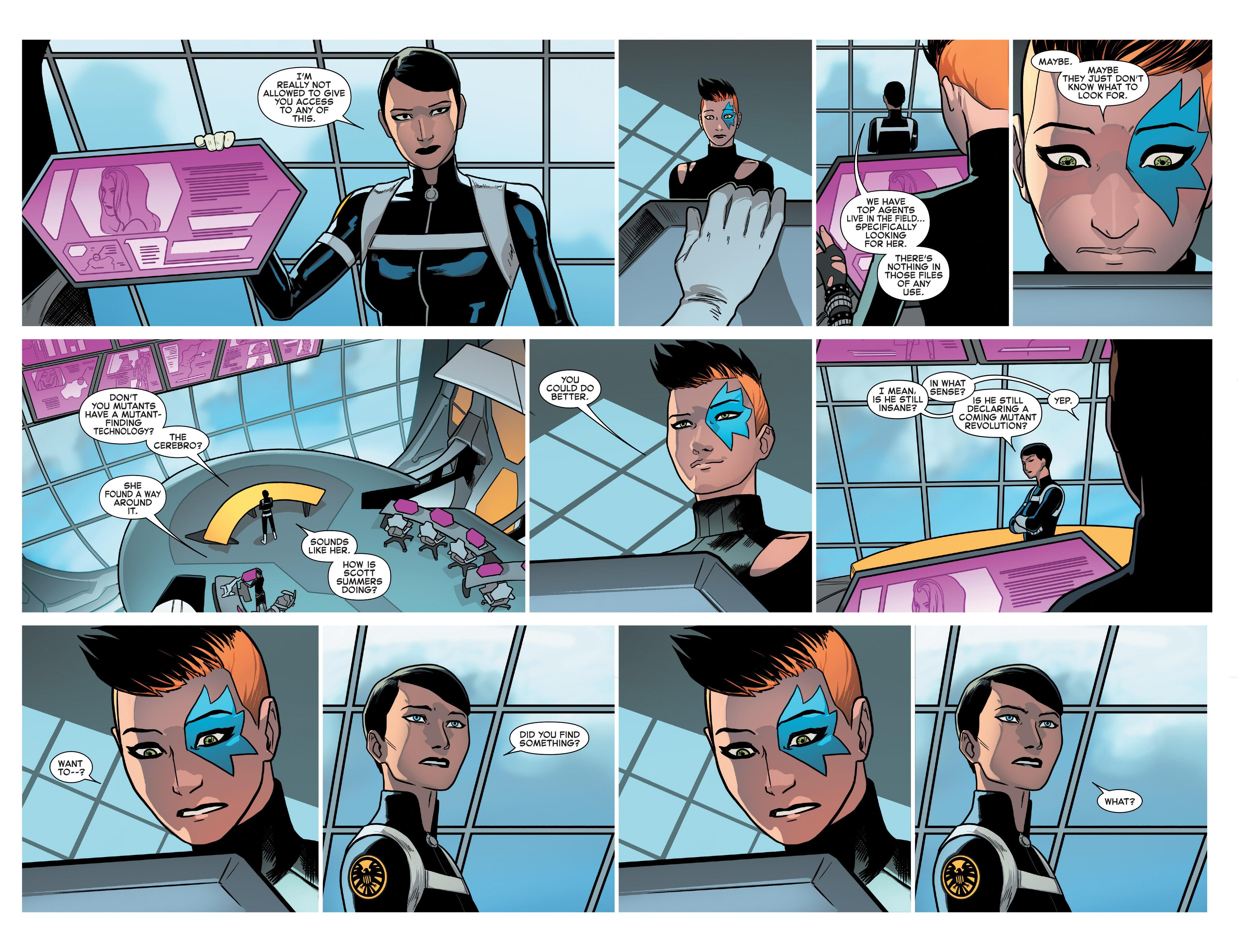 Read online Uncanny X-Men (2013) comic -  Issue #34 - 8