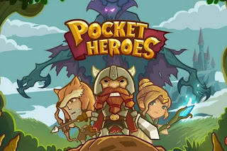 Pocket Heroes Mod Apk v2.0.5 Unlimited Money Terbaru