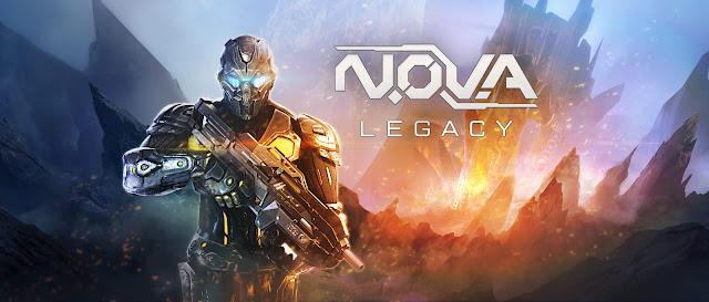 Game N.O.V.A Legacy