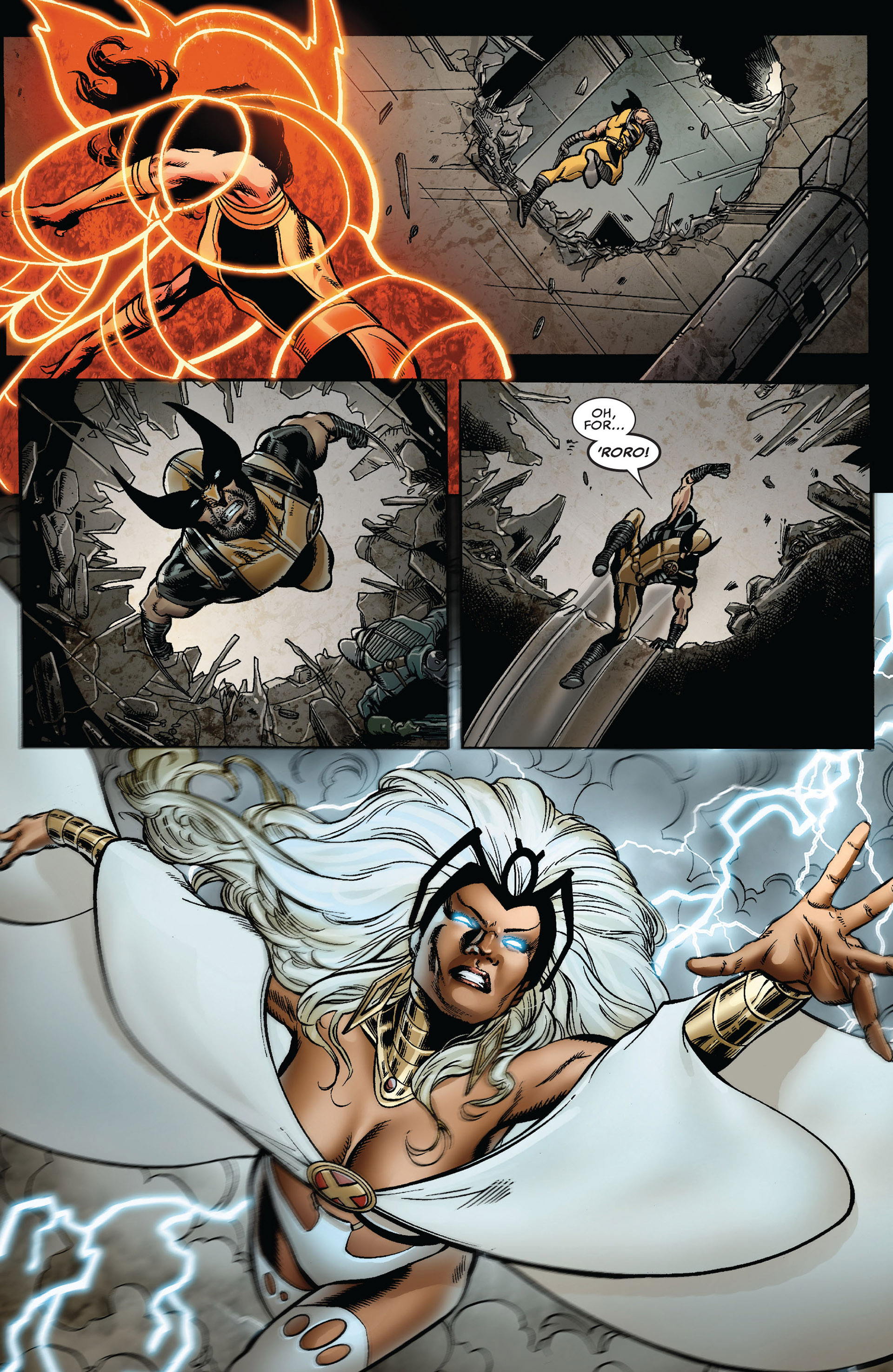 Read online Astonishing X-Men (2004) comic -  Issue #35 - 12