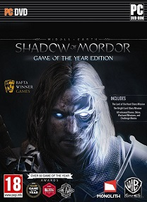 Middle Earth Shadow of Mordor GOTY Edition MULTi8 Repack By FitGirl