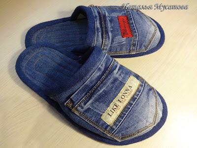 джинсовые переделки своими руками