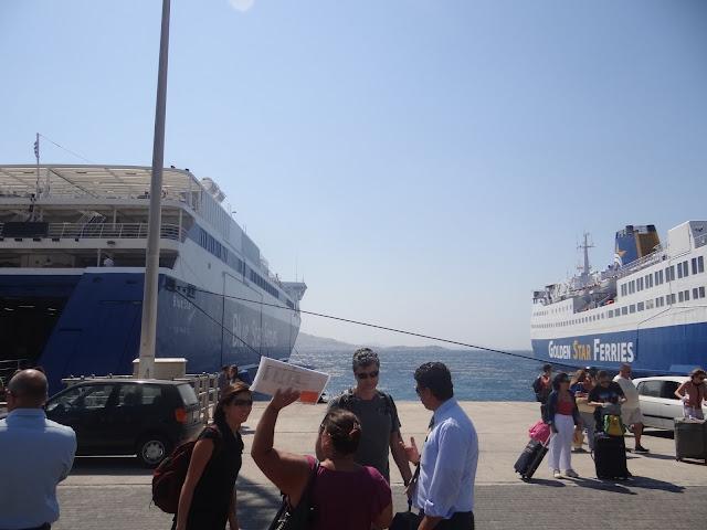 Ferry Mykonos