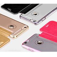 เคส-iPhone-6-Plus-รุ่น-เคสฝาพับ-iPhone-6-Plus-และ-6s-Plus-หนัง-PU-หลังใสโชว์ตัวเครื่องของแท้จาก-XUNDD
