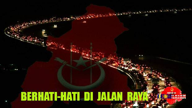 Panduan Jalan Alternatif Menuju Ke Kelantan Sempena Raya Aidilfitri 2016 @f_kedaulatan