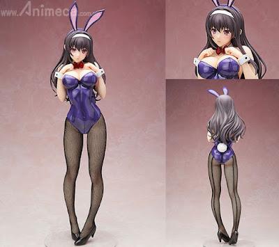 Figura Utaha Kasumigaoka Bunny Ver. Saenai Heroine no Sodatekata Saekano