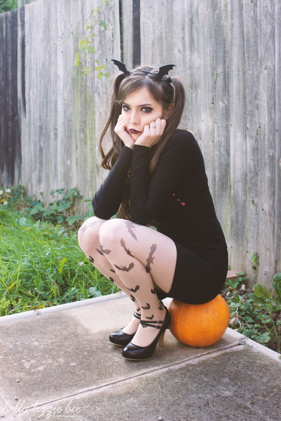 halloween, bat outfit, vampire, nugoth