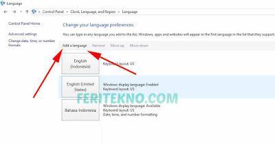 Cara Mengaktifkan Keyboard Huruf Arab di PC atau Laptop Windows  Nih Cara Mengaktifkan Keyboard Huruf Arab di PC atau Laptop Windows 10