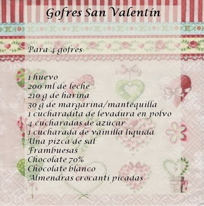 gofres,san valentin,frambuesas,chocolate,postre,dulce,enamorados,casero,reposteria