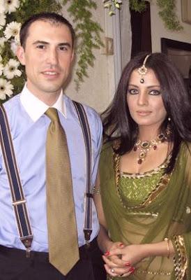 Celina Jaitley marriage
