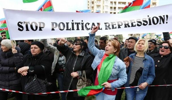 La falta de derechos en Azerbaiyán. Por Lucía Hukovsky