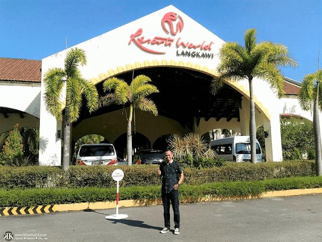 Resorts World Langkawi, Khir Khalid,