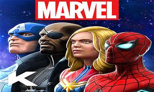 تحميل لعبة Marvel نزال الأبطال مهكرة للاندرويد اخر اصدار