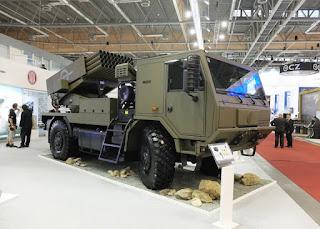 Excalibur Army BM-21 MT 4×4