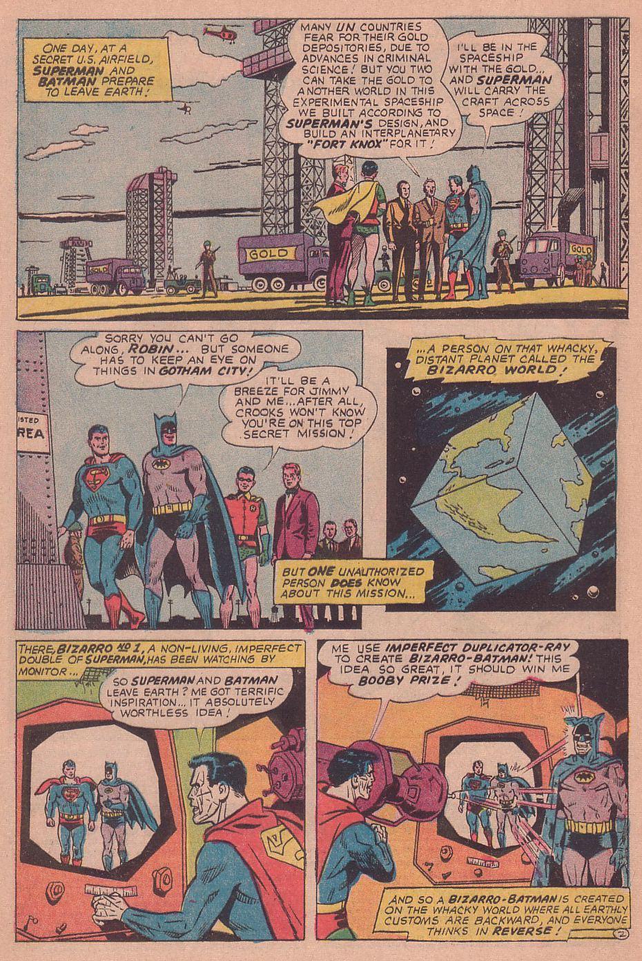 Read online World's Finest Comics comic -  Issue #156 - 4