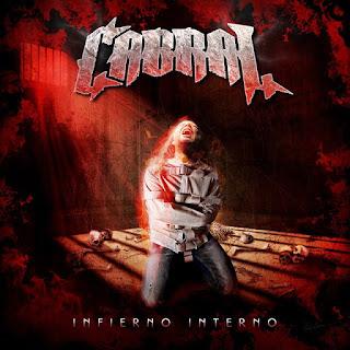 """Ο δίσκος των Cabral """"Infierno interno"""""""