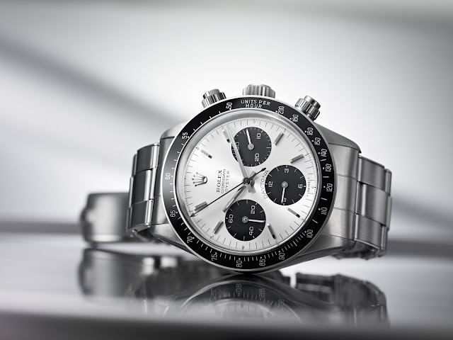 Photo of 1965 Rolex Cosmograph Daytona (photo: Rolex)
