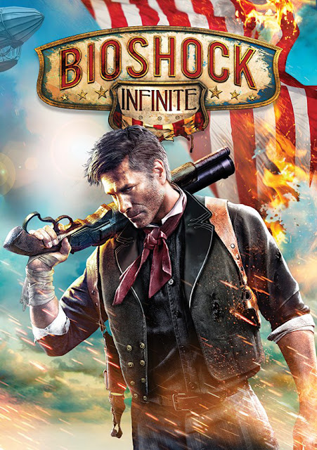 bioshock artwork booker dewitt infinite