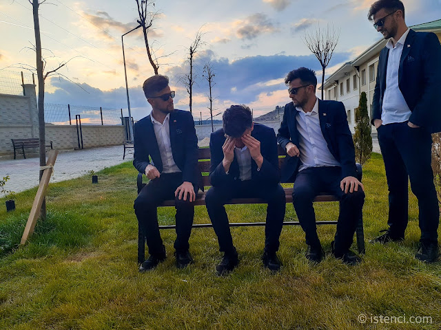 Harun İstenci ve kayıp kardeşleri | EML to MYO