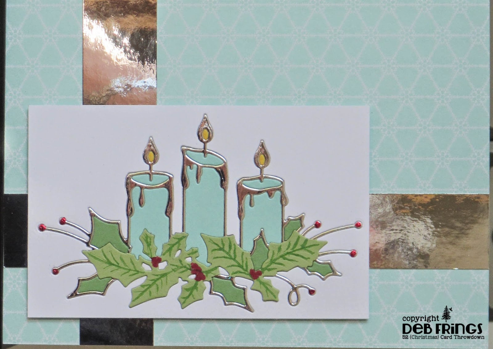 Candle Trio - photo by Deborah Frings - Deborah's Gems
