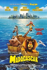 Madagaskar 1 (2005) Mkv Film indir