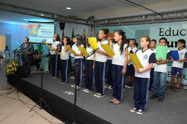 Projeto educacional da Arteris premia escolas que se destacaram em 2016