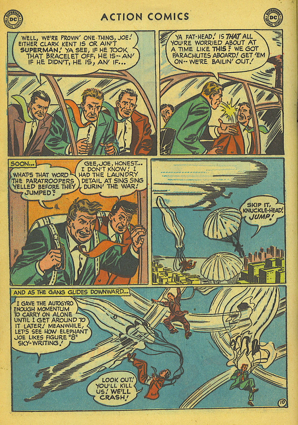 Read online Action Comics (1938) comic -  Issue #157 - 11