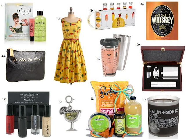 Gift Guide: Cocktail Lover