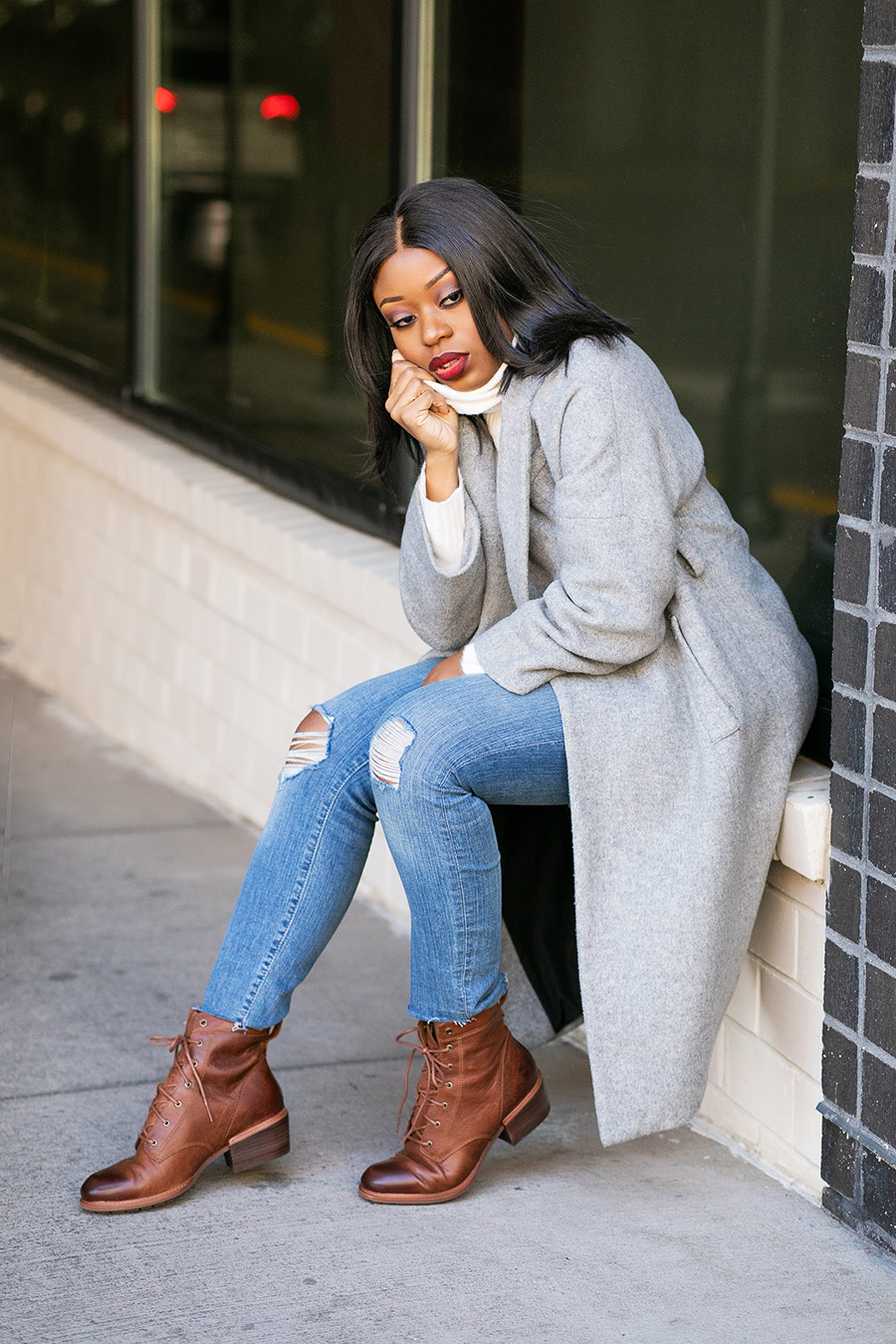 casual thanksgiving look, timberland boots, www.jadore-fashion.com