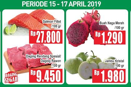 Banner Harga Hypermart Terbaru Periode 15 - 17 April