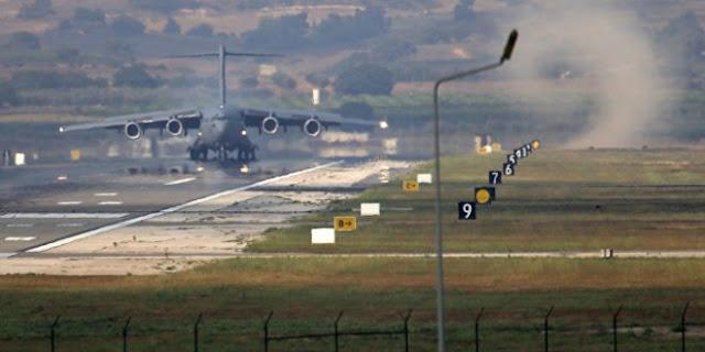 Η Τουρκία εκβιάζει ξανά τις ΗΠΑ με κλείσιμο του Ιντσιρλίκ