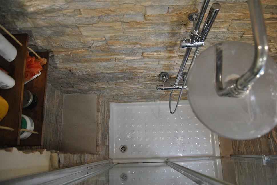 Estanterias para la ducha top euroshowers estantera for Estanterias ducha bano