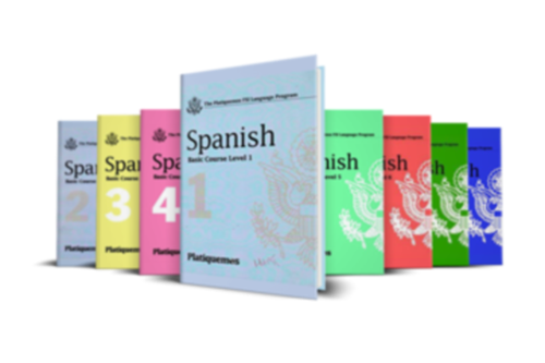BUY PLATIQUEMOS SPANISH COURSE NOW