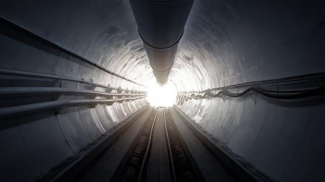 Elon Musk presenta el túnel subterráneo para Tesla   The Boring Company