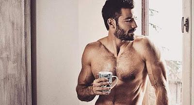 kopi lelaki