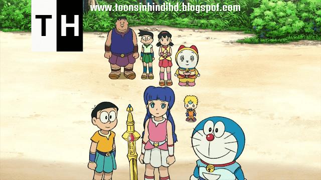 Doraemon The Movie Nobita Aur Ek Jalpari (2010) HINDI Full Movie In [HD 720p]