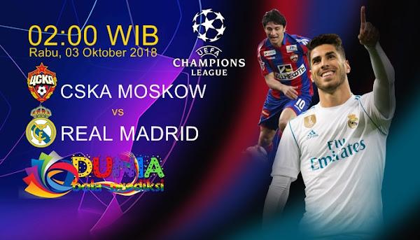 Nhận định CSKA Moscow vs Real Madrid: Thử công thức mới?