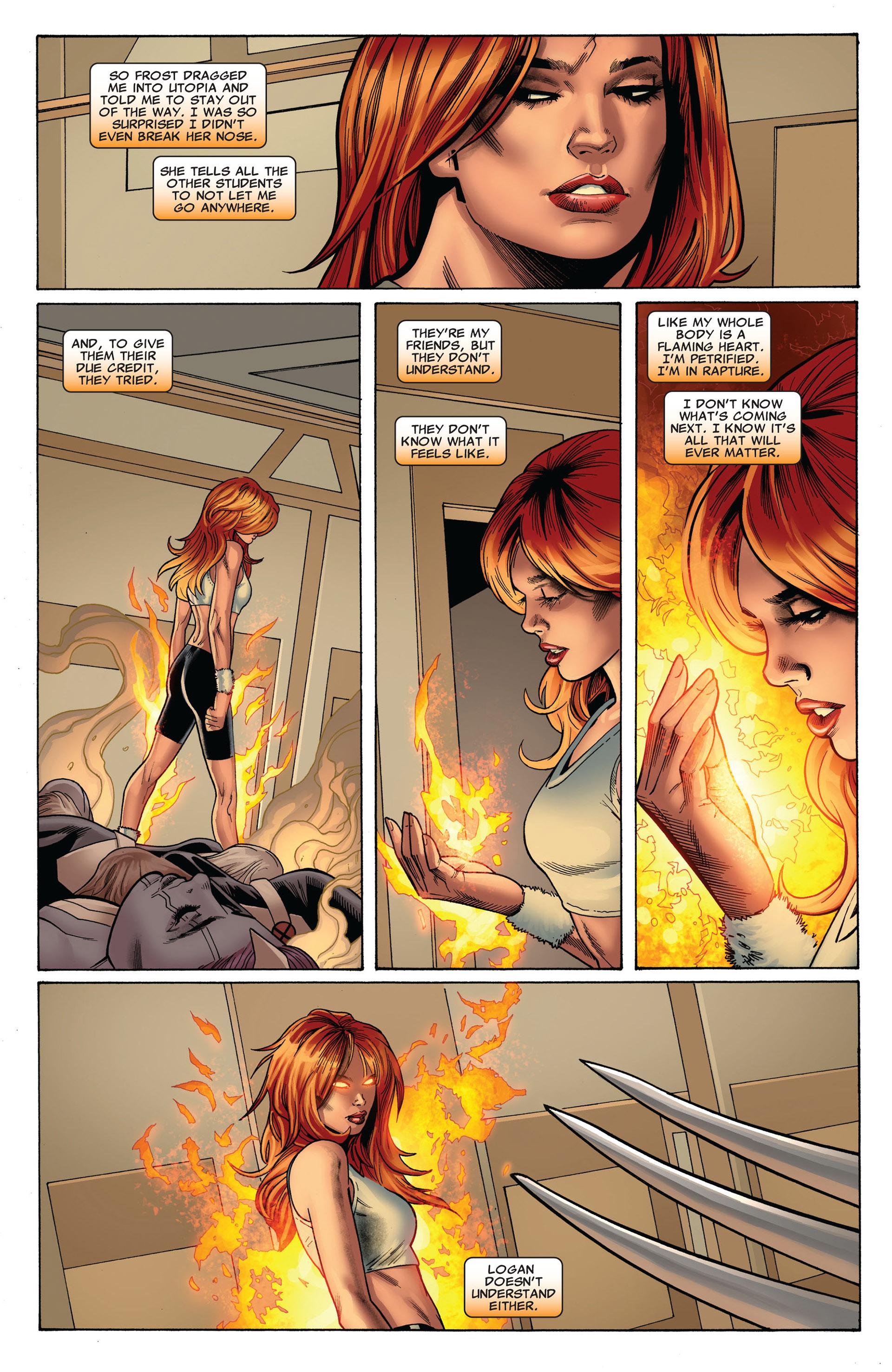 Read online Uncanny X-Men (2012) comic -  Issue #11 - 14