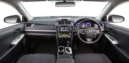 2017 Toyota Camry Rz Review