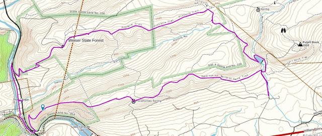 Gone Hikin\': Appalachian Trail: Windsor Furnace to Port ...