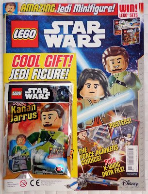 LEGO Star Wars Magazine Issue 19