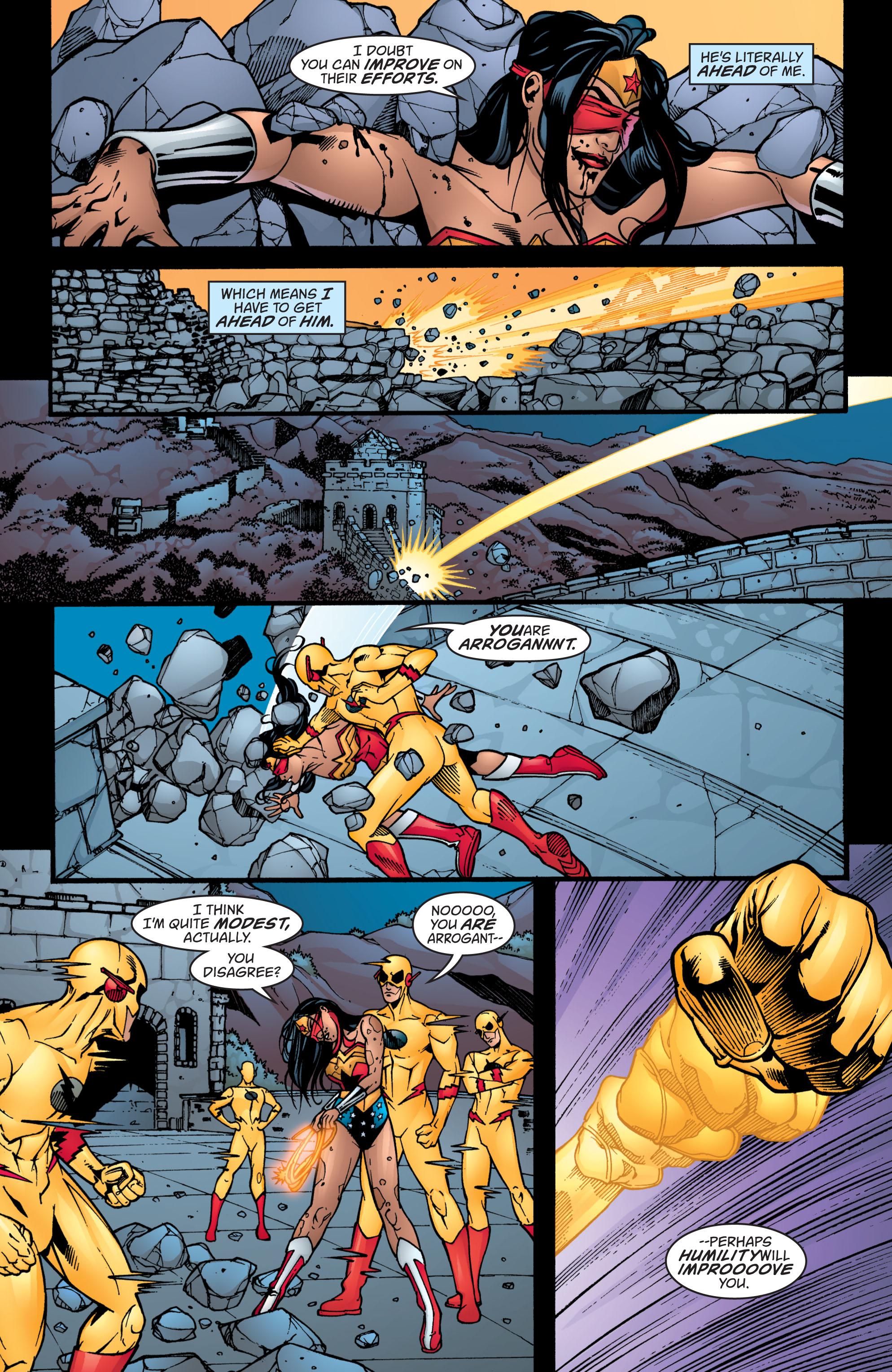 Read online Wonder Woman (1987) comic -  Issue #214 - 11