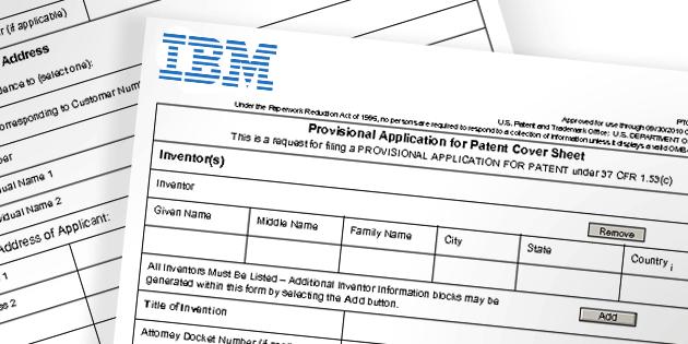 براءات اختراع IBM